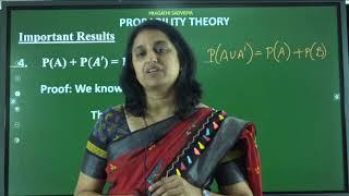 I PUC | STATISTICS |  PROBABILITY - 04