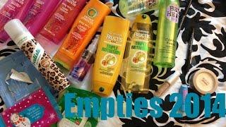 Empties | 2014 Thumbnail