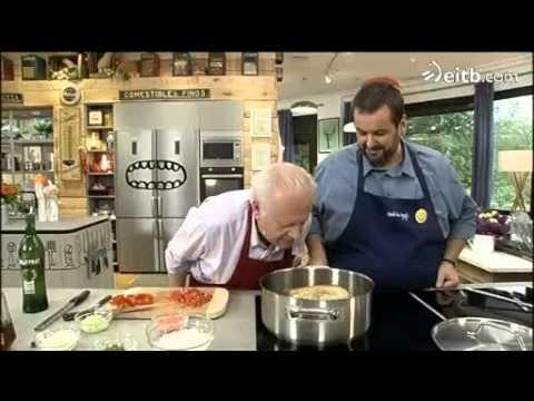 Cocina De David De Jorge   David De Jorge Y Juan Echanove Cocinan Canelones De Pularda Youtube