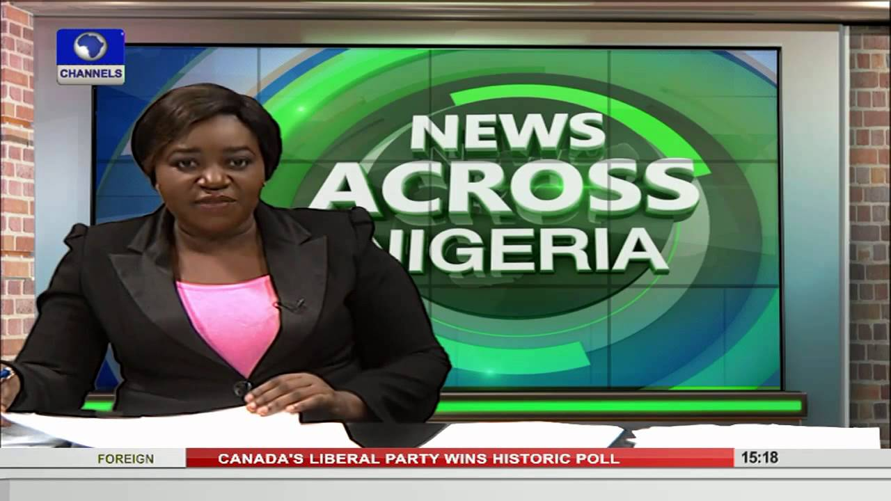 News Across Nigeria: Pro-Biafra Protesters Stage Protest In Rivers State