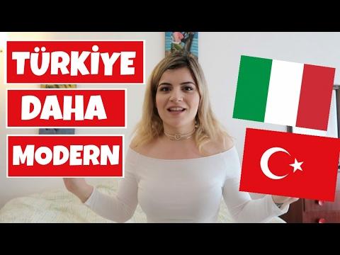 Türkiye Neden İtalya'dan ÇOK ÇOK Daha Modern?