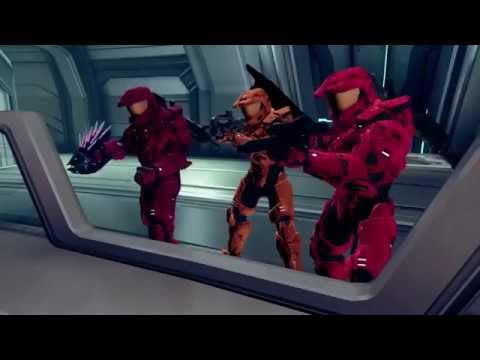 X Gonna Give it To Ya - Red vs Blue