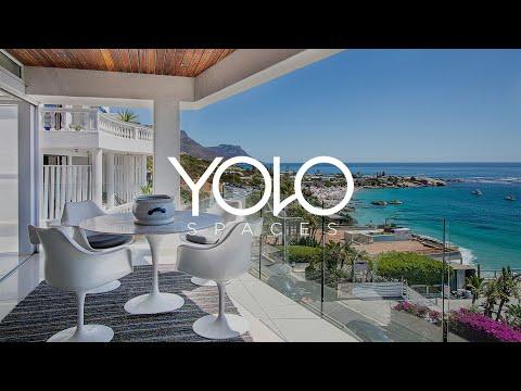 YOLO Spaces Clifton Beachfront Penthouse