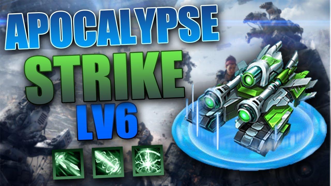 Bang Bang trên zing me – Apocalypse Skin Strike lv6