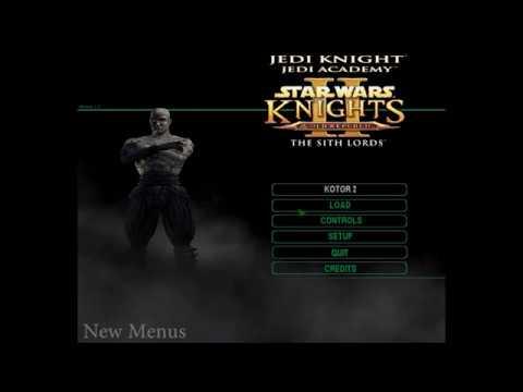 Star Wars Jedi Knight Jedi Academy KotOR 2 Duels V1.1 Features