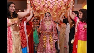 indian-bride-entry-din-shagna-da-emotional-cover-bride-entry-with-music