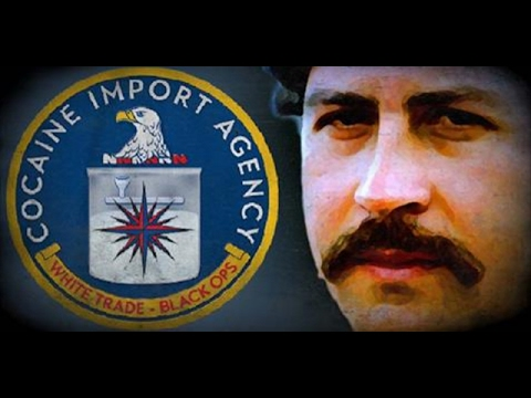 CIA Drug Trafficking: Pablo Escobar to Mexican Cartels