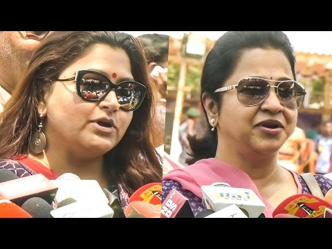"""""""You will not question why Producers are acting?"""" - Khushboo's Angry reply 