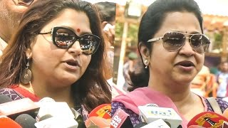 """You will not question why Producers are acting?"" - Khushboo's Angry reply 