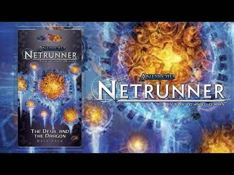 [Android: Netrunner] The Devil and the Dragon - Corporation  // Bad Publicity