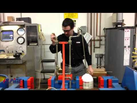 Alpine Fire & Safety's 10 Step Hydrostatic Testing Process