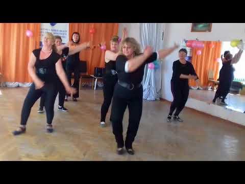 видео: Танцевальная аэробика для тех кому за 50 . Поль Мориа. Селена Гомес.