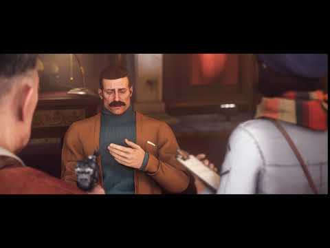 Wolfenstein II:  The New Colossus - My Favorite Line of Dialogue