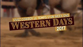 Western Dream présente le Festival Western Day's 2017. Deux jours intenses de compétitions, show, concerts, exposants, divertissements, sport, cavalerie et ...
