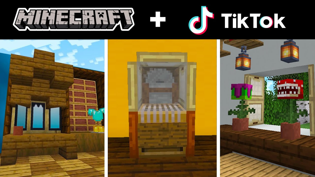 Minecraft Tik Tok Compilation 14