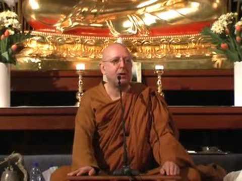 Meditation Kamma | Ajahn Brahm | 06-06-2008