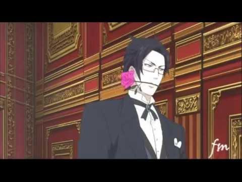 Black Butler//Песня про папу