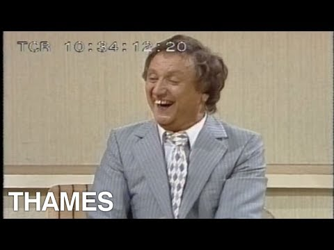Ken Dodd Interview | Tickling Stick |Des O Connor tonight | 1983