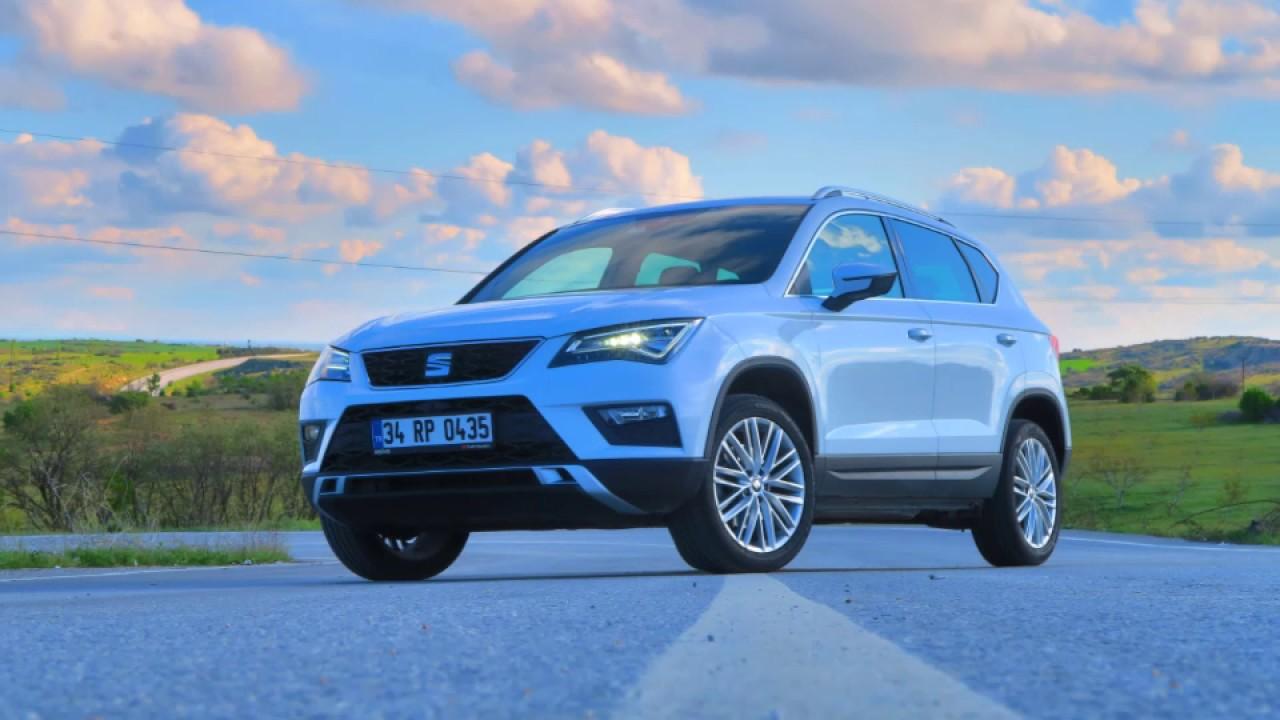 SEAT Ateca 1.4 TSI 150 HP DSG test (0-100 km/h, 100-0 km/h ...