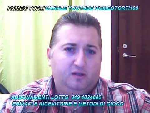 Consigli utili per il gioco del lotto a Cura di: Romeo Torti
