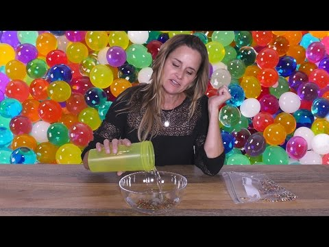 Behind the Scenes of the DCTC Pringles Challenge and Orbeez DIY Craft video