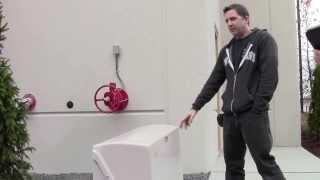 Main Water Hot Box