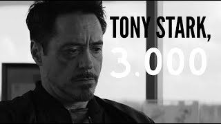 Tony Stark Tribute x hold on, We love you three thousand