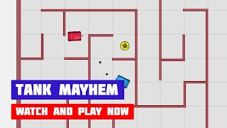 Tank Mayhem · Game · Gameplay
