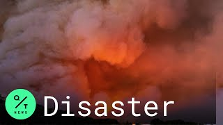 Apple Fire: Thousands Evacuated in Southern California