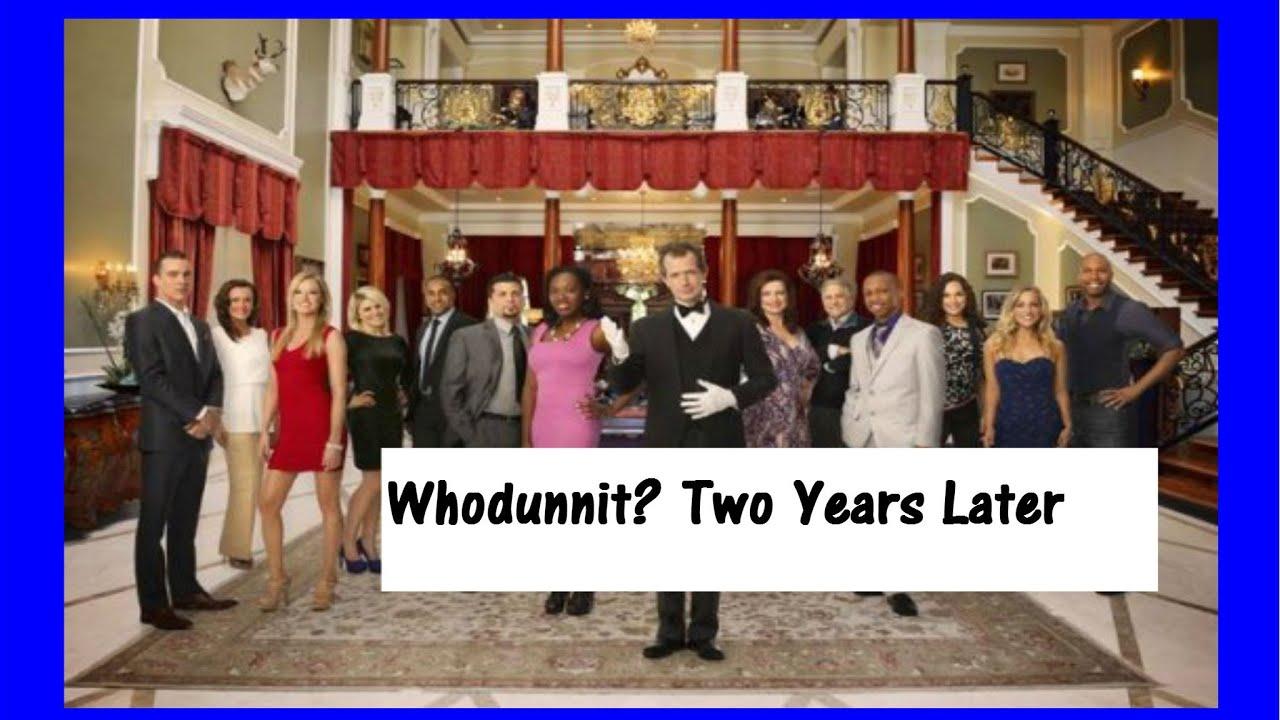 Whodunnit? Season 1 Life After Reality TV with Sasha Horne - YouTube
