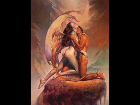 The tasy Art of Boris Vallejo