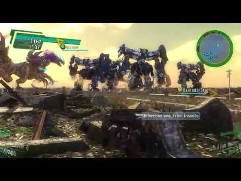 Earth Defense Force 4.1: When You Get The Music Just Right