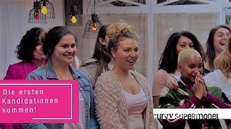 Curvy Supermodel - Die ersten Kandidatinnen kommen! - RTL II