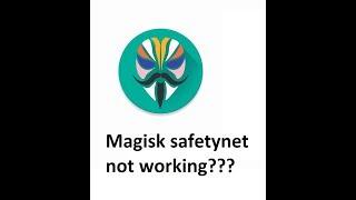Fix magisk safety net check failed cts profile mismatch