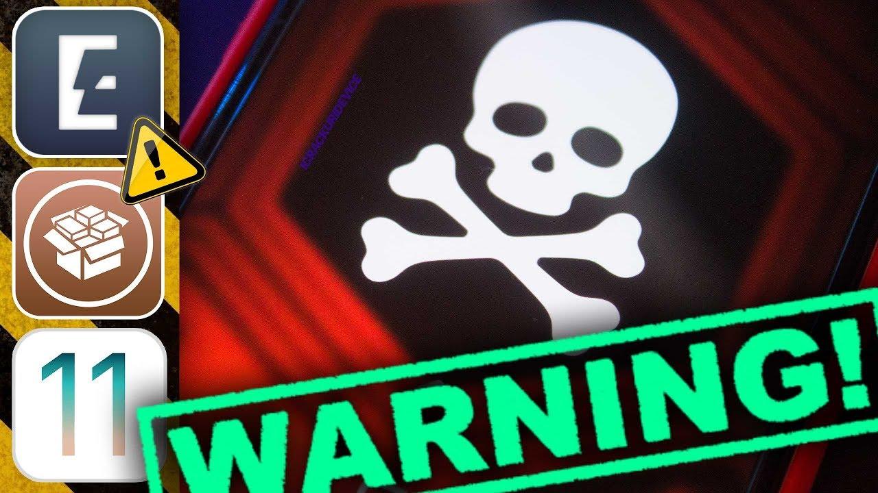 iOS 11 FAKE Jailbreak - iOS 11 3 1 Electra ETA Warning & MORE!