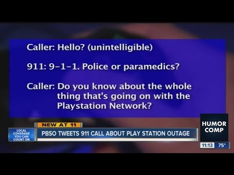 World's Funniest 911 Calls | Funny Compilation