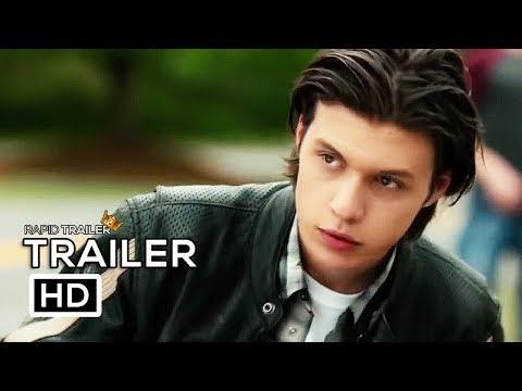 KRYSTAL   2018 Nick Robinson, Rosario Dawson Movie HD