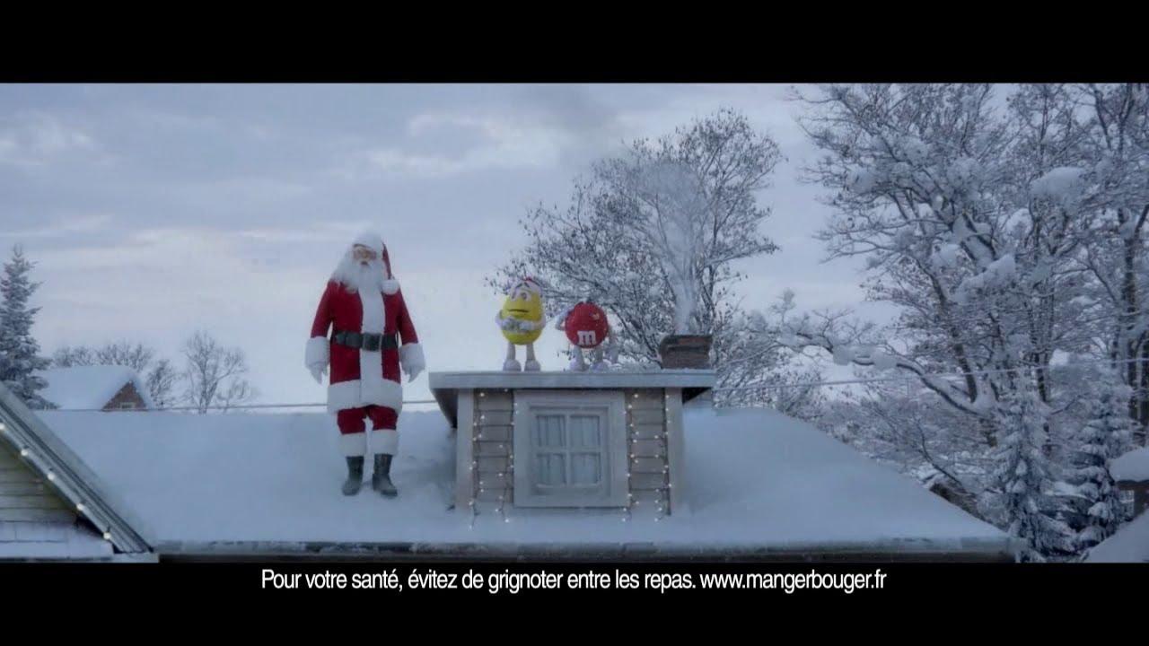 """Musique de la pub M&M's Noël """"M&M's nous rassemble""""  2021"""