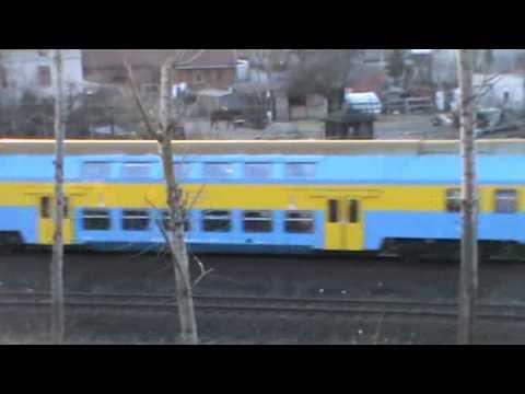 ET22 z pociągiem osobowym, Trasa Poznań-Wrocław