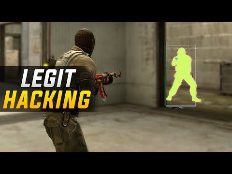 VAC FREE WALLHACK AHK SCRIPT FOR CS GO 100% SAFE AUTOHOTKEY WALLS by