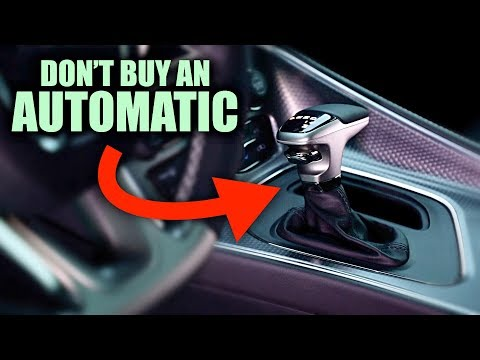 5 Reasons You Shouldn't Buy An Automatic Transmission Car