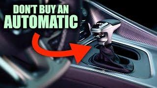 5 причин, ви не повинні купувати автомобіль з автоматичною коробкою передач