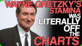 Wayne Gretzky's Stamina Was Literally Off The Charts (Amazing Sporting Moments)