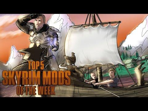 The Ultimate Skyrim Ending - Top 5 Skyrim Mods of the Week