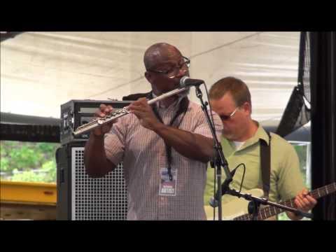 Karl Denson Killer Flute Solo - Peach Music Festival 2013