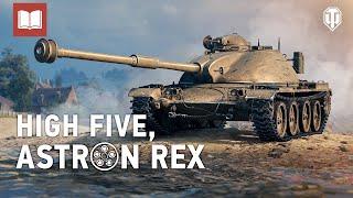 astron-rex-neobvykly-zasobnik