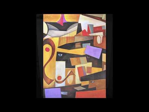 Cubist /Modernist Style Art by Thomas Bisesti