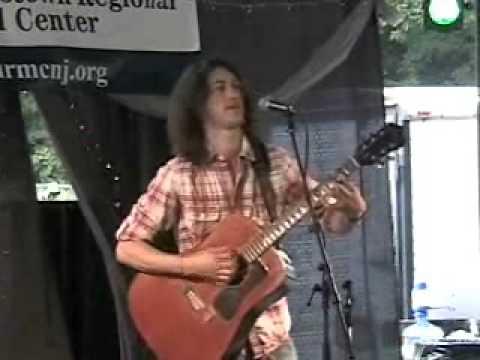 Ezra Tarlowe at WNTI Stage, August 18, 2013