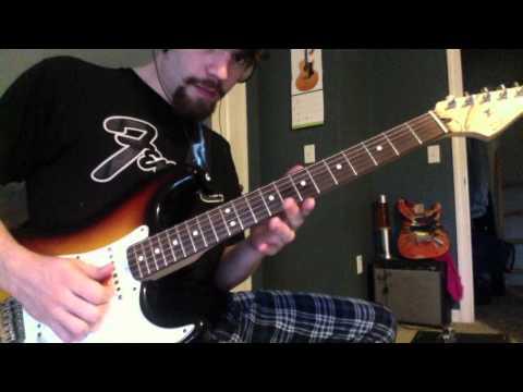 Eddy Dyer 'Frankenstein' By Edgar Winter Guitar Lesson