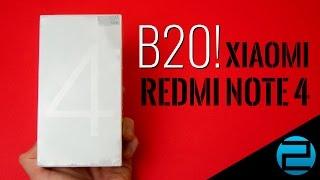 Sokan kértétek | Xiaomi Redmi Note 4 kicsomagoló és bemutató
